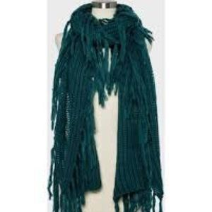 SALE! NWT women's A New Day green knit SCARF